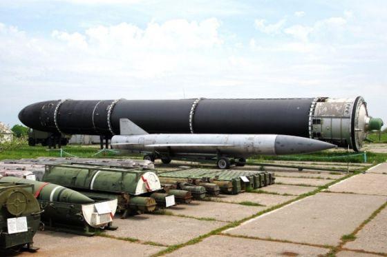 МБР Р-36М2 «Воевода»