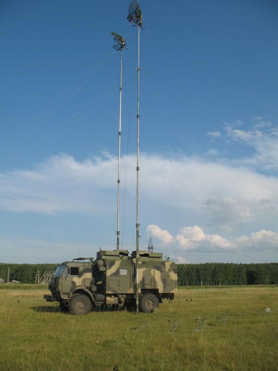 Радиорелейная станция Р-419Л1