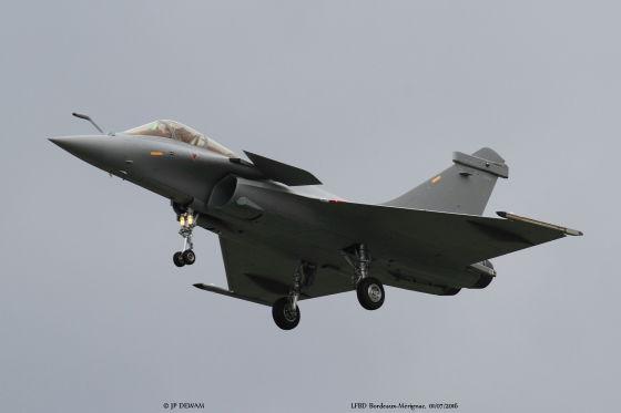 Истребитель Rafale EM