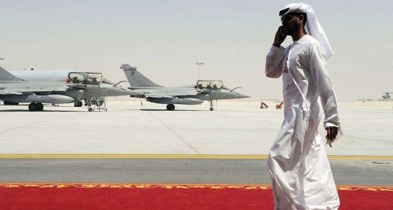 Истребители Dassault Rafale