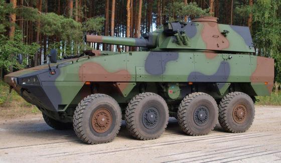 Миномет RAK M120K