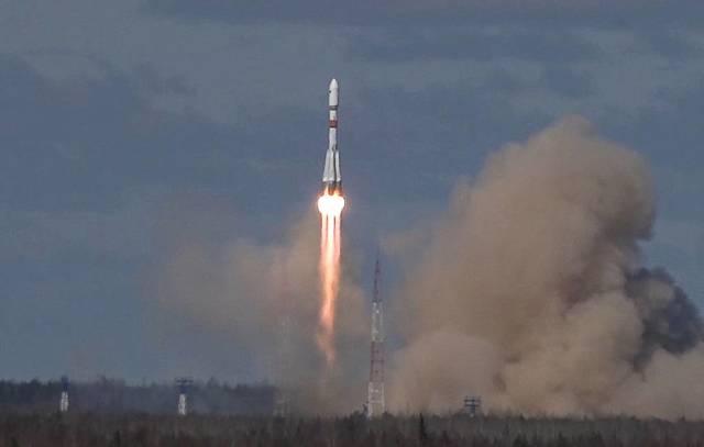 """Ракета-носитель """"Союз-2.1б"""""""