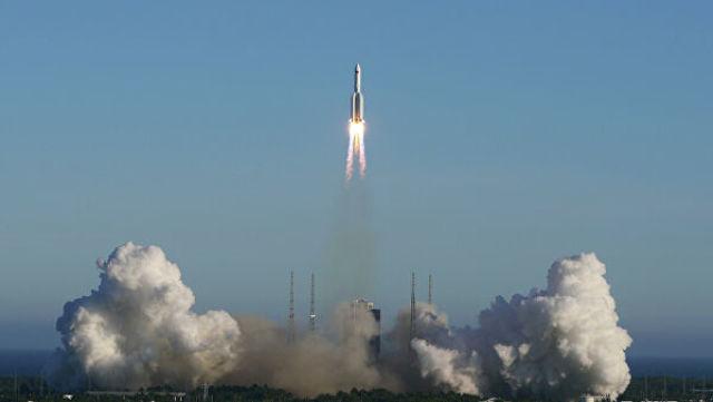 Ракета-носитель Чанчжэн-5B