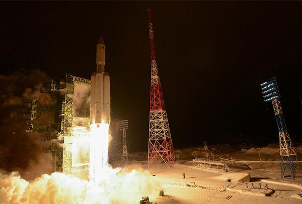 Ракета тяжелого класса «Ангара-А5»
