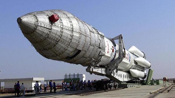 """Ракета-носитель тяжелого класса """"Ангара-А5"""""""