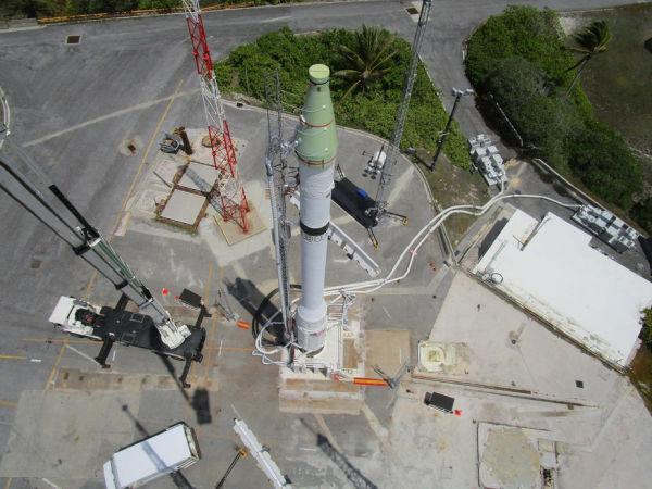 Ракета-перехватчик GBI