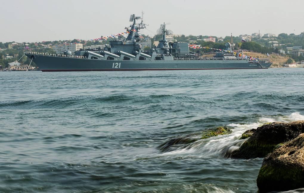 Флагман Черноморского флота возвращается в строй