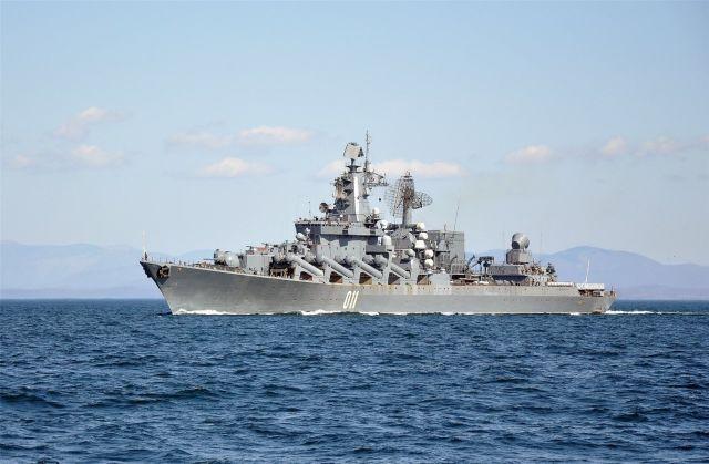 Ракетный крейсер проекта 1164