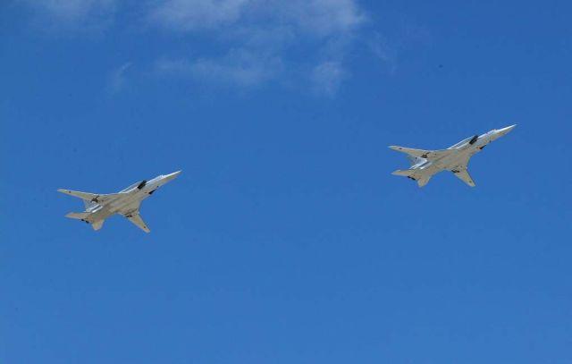 Ракетоносцы-бомбардировщики Ту-22М3