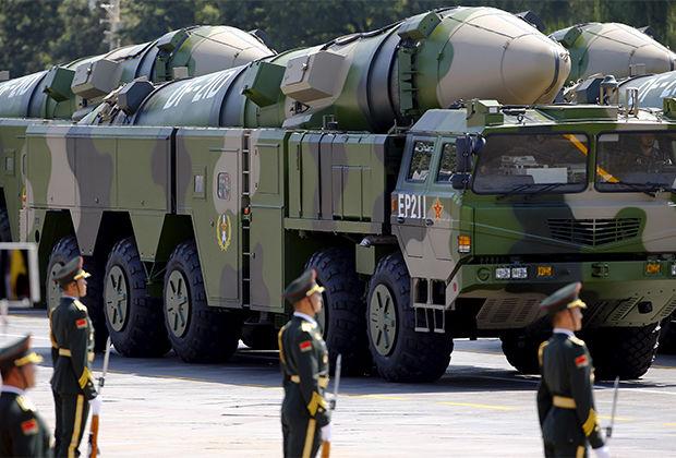 Ракеты DF-21D