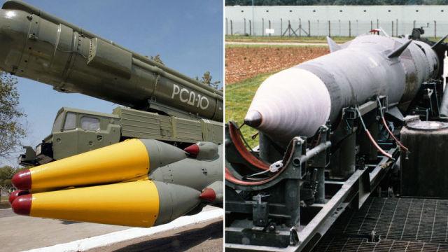 Ракеты средней дальности