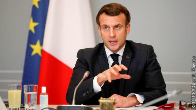 Рассуждения Макрона о НАТО на удивление похожи на риторику его российского коллеги