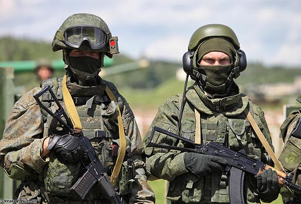«Ратник» для разведчика и танкиста.