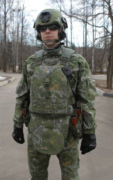 Русский воин на страже наших рубежей Ratnik_120814_3