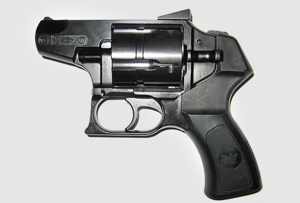 Револьвер «Ратник».