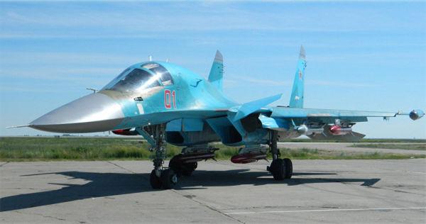 Размещение 9-А-7759 на Су-34