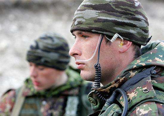 Военнослужащие ЮВО