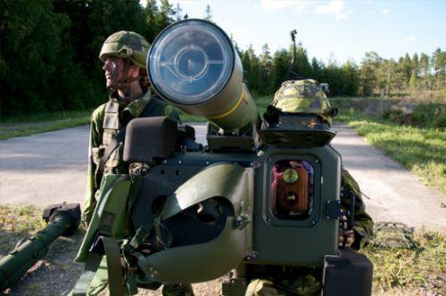 ПЗРК RBS-70 NG