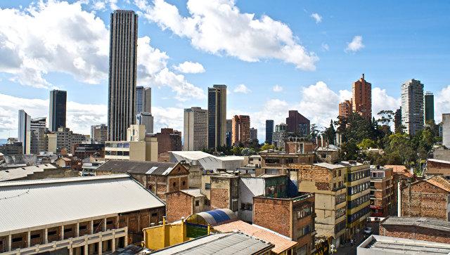 Республика Колумбия. Архивное фото.