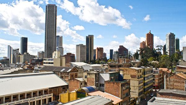 Республика Колумбия. Архивное фото