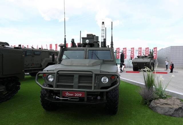 """РХМ-8 на Международном военно-техническом форуме """"Армия-2019"""""""