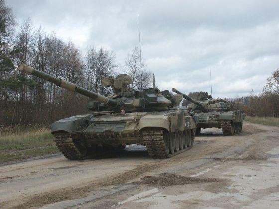 Т-90 с ДЗ «Контакт-5»