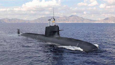 Рисунок лодки типа С-80