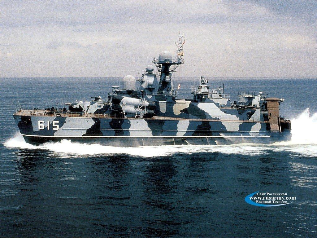 """Малые ракетные корабли (МРК) на воздушной подушке проекта 1239 """"Сивуч"""""""