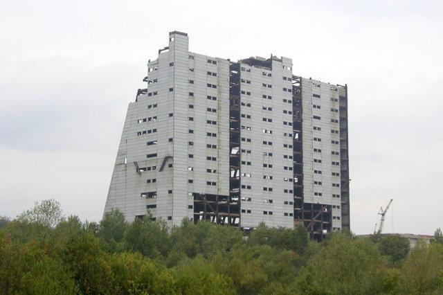 "РЛС типа ""Дарьял-УМ"" в Закарпатье."
