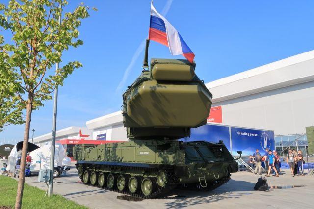 """РЛС 9С36М зенитного ракетного комплекса 9К317М """"Бук-М3"""""""