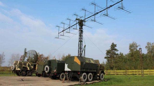 Радиолокационная станция П-18