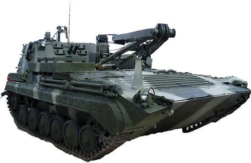 Бронированная ремонтно-эвакуационная машина РМ-Г