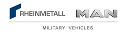 Логотип Rheinmetall MAN Military Vehicles GmbH - RMMV