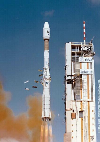 РН Ariane 4