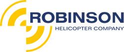 Логотип Robinson Helicopter Company.