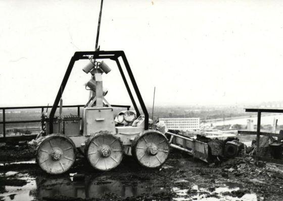Робот на ЧАЭС