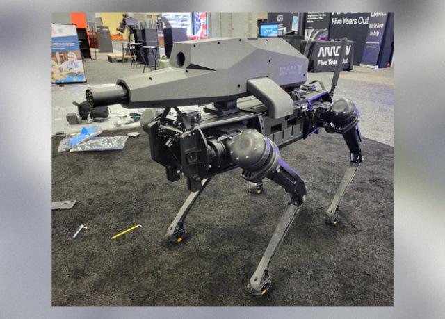 Робот Vision-60