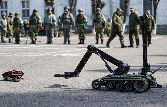 """Робототехнический комплекс """"Кобра-1600"""""""