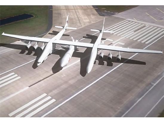 Самолет Roc