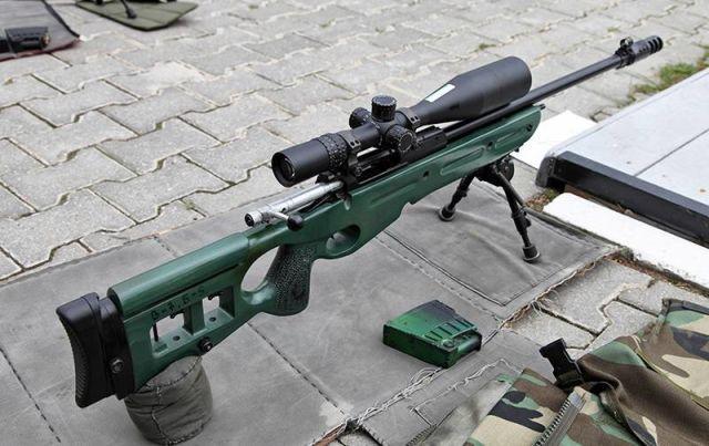 Винтовка СВ-98