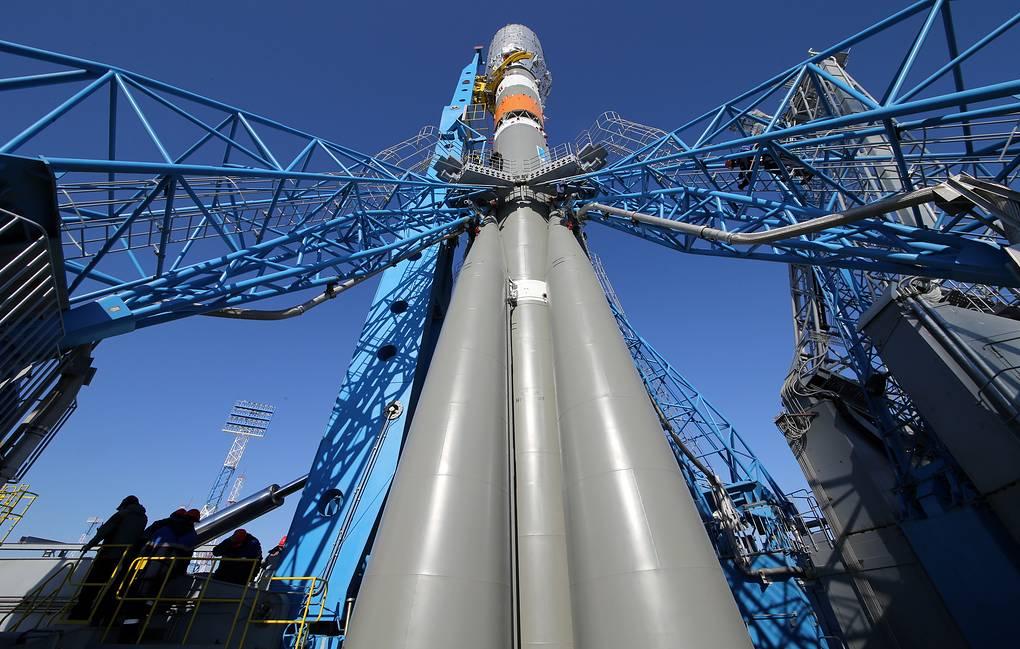 Роскосмос запустит 25 апреля с Байконура ракету Победы