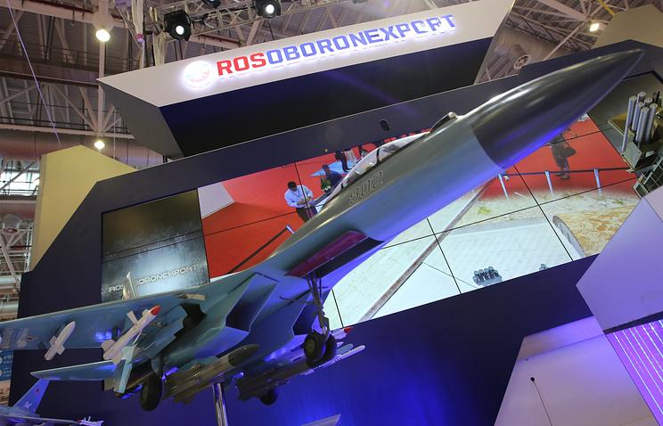 Российский глубоко модернизированный сверхманевренный многофункциональный истребитель поколения «4++»