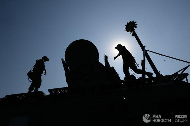 Российская армия. Архивное фото