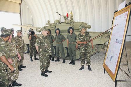 Российская боевая техника, особенно испытанная в боевых условиях в Сирии, пользуется повышенным спросом в Алжире и других странах мира.