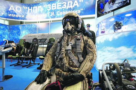 Российские катапультные кресла пилотов – одни из лучших в мире. Фото агентства «Москва»