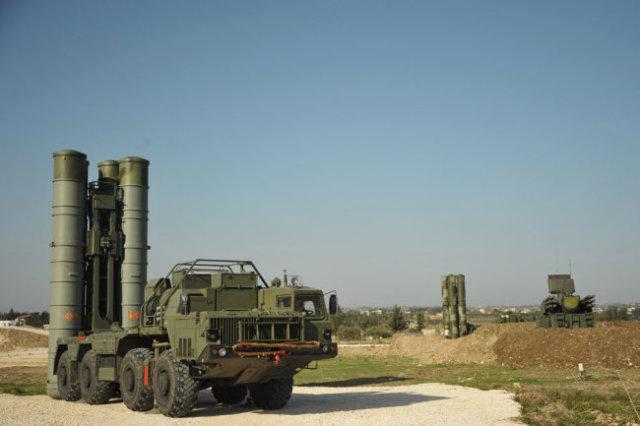 Российские специалисты в ходе испытаний наглядно показали турецким военным все достоинства С-400.