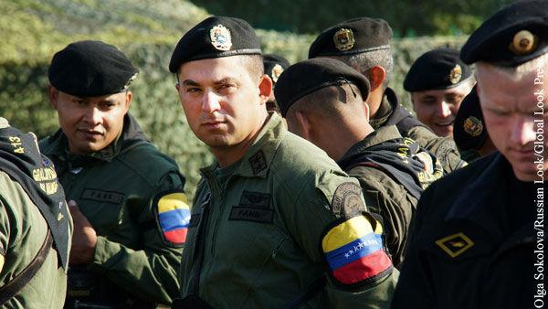 Российские военные советники остаются в Венесуэле