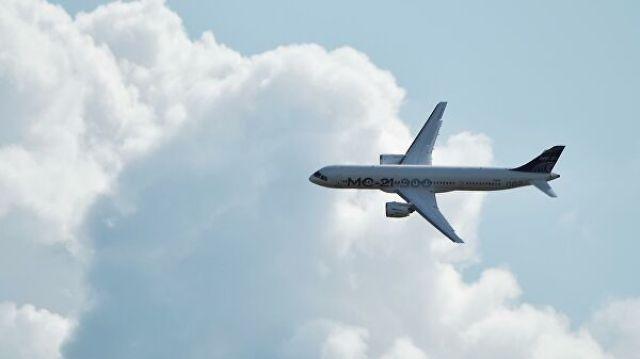 Российский среднемагистральный пассажирский самолёт МС-21-300