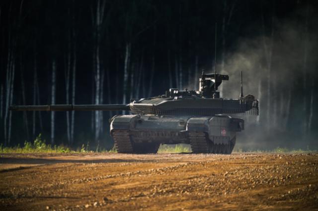 Merkava Mk. 4.