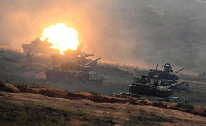 Каждое второе военное учение - двустороннее, с применением опыта локальных войн, в том числе в Сирии - Евкуров